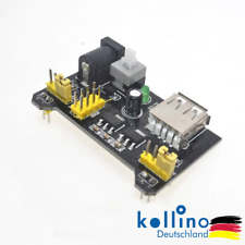 3.3V/5V Power Supply Netzteil Adapter Modul für MB102 Breadboard Spannungsregler