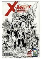 Marvel Comics X-Men Prime # 1 Variant Cover C2E2 Retailer Summit 2017 Exclusive