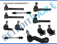 New 11pc Complete Front Suspension Kit for 2000 - 2001 Dodge Ram 1500 2WD