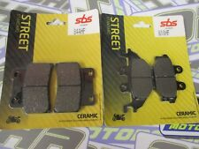 SBS Front & Rear Brake Pads for Yamaha YZF-R125 YZF R125 YZF R 125 2014-2018 NEW