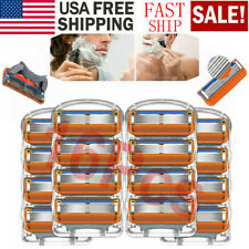 HOT 16PCS for Gillette Fusion 5-Layer Men's Razor Blade Refills Replacement US