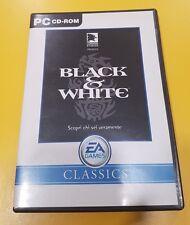 Black and & White GIOCO PC VERSIONE ITALIANA