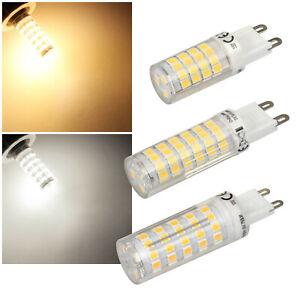 G9 Led Stiftsockel Leuchtmittel 230V 4/6/8/10W Stiftsockellampe G 9 Lampe