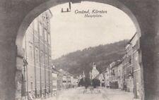 35105/98- Gmünd Kärnten Hauptplatz 1923