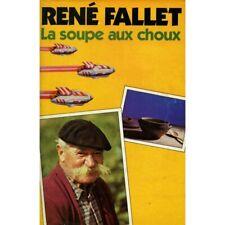 La soupe aux choux / Fallet, René / Réf20077
