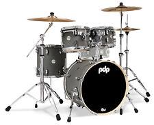 PDP by DW Shellset Concept Maple CM4 Satin Pewter Schlagzeug Drumset
