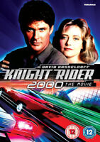 Knight Rider 2000 - The Movie DVD (2017) David Hasselhoff, Levi (DIR) cert 12