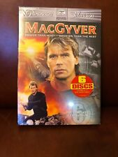 MacGyver - The Complete Sixth Season (Dvd, 2006, 6-Disc Set, Checkpoint) New