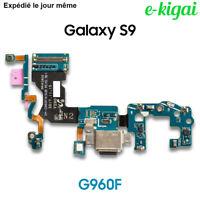 DOCK Connecteur de CHARGE GALAXY S9 pour SAMSUNG SM-G960F micro Port USB nappe