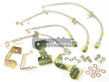 Goodridge G-Stop Stainless Steel Brake Line Kit 05-12 Ford Mustang with ABS NEW
