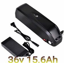 36V 15Ah Hailong 36V 15.6Ah li-ion e-bike battery 2A charger New slim style