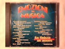 CD Se finisce un amore PATTY PRAVO ANNA OXA MINA BOBBY SOLO MAI SUONATO UNPLAYED