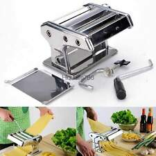 Adjustable Pasta Maker & Roller Machine Noodle Spaghetti & Fettuccine Maker