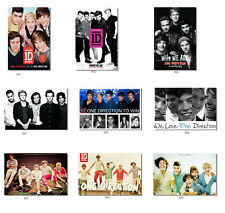 Poster Print  One Direction Zayn Harryl Art Wall Cloth  501-509