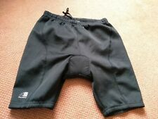 mens padded cycling shorts XL great condition