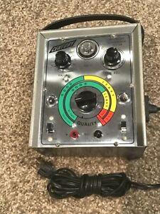 Century In Circuit Condenser Capacitor Tester