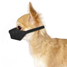 XXS Soft Dog Muzzle Breathable Nylon Cloth Safety Pet Supplies No Bite Anti Bark