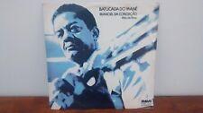 MANOEL DA CONCEICAO LP BATUCADA DO MANE 75' DEEP SAMBA BRAZIL VG+ RILDO HORA