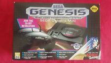 Sega Genesis Mini 16-Bit Revolution 40 Classic Game + 2 Bonus Title Console