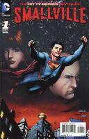 SMALLVILLE SEASON 11 #1 FIRST PRINT SUPERMAN CW TV SERIES COMIC BOOK CLARK KENT