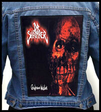 DR. SHRINKER - Grotesque Wedlock --- Huge Jacket Back Patch Backpatch