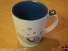 DRAGON QUEST LIQUID METAL SLIME MUG / CUP HEROES BUILDERS - BRAND NEW IN BOX