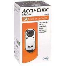 100 50x2 STRISCE REATTIVE TEST ACCU-CHEK MOBILE ROCHE GLICEMIA offertaLUNGA SCAD