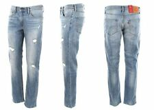 Cotton Distressed Skinny, Slim 30L Jeans for Men