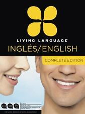 Complete: Living Language English for Spanish Speakers by Erin Quirk and...