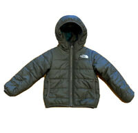 The North Face Reversible Perrito Jacket 2T Taupe Green