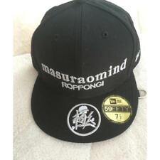 Mastermind JAPAN NEW ERA masurao ROPPONGI 7 1/2  size F  Limited from Japan F/S