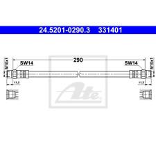 Bremsschlauch - ATE 24.5201-0290.3