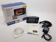 Epson P-2000 Multimedia Storage Viewer Photo Backup   LB-6