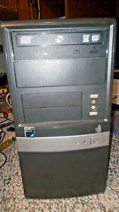 MSI MS-7309 Desktop Computer w/ AMD Athlon 64 X2, 4GB RAM, 80GB, DVD-RW, Win 10