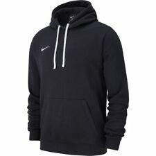 Nike Club 19 Fleece Hoody Kapuzenpullover Herren Schwarz AR3239 010 Pullover