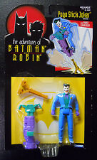 VINTAGE-STILL SEALED 1995 Kenner Adventures of Batman and Robin Pogo Stick Joker