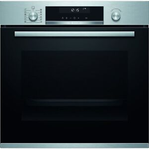 Bosch Serie 6 Multifunction Electric Single Oven With Catalytic Cleaning & Meat