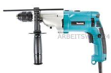 NUOVO! Makita HP2071 martello perforatore 1010W+VALIGETTA+Makita Set scalpello