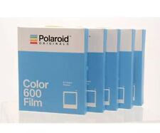 5 x película de color instantánea Polaroid Originales-Polaroid 600 cámaras, Medias De Navidad
