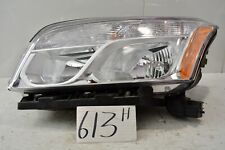 13 14 15 16 Chevy Trax DRIVER Side Used Headlight Front Lamp #613-H