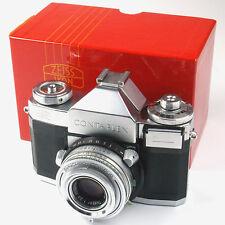 Zeiss Ikon Contaflex IV 35mm SLR Kit mit Tessar 50/2.8 864/24 (FN015088)