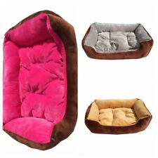 Dog Mat Blanket Large Pet Dog Cat Bed Puppy Cushion House Pet Soft Warm Kennel