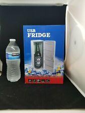 Usb Mini Fridge. Tabletop plugs into computer or any Usb port.