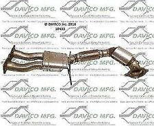 Davico 18433 Direct Fit Catalytic Converter