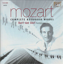 Mozart - Complete Keyboard Works (Boxset) (CD) New CD