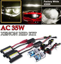 AC 35W Slim HID KIT Headlight Xenon Replace Bulb Lights - H7R 4300K OEM White