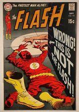 The Flash #191 (DC 1969) VF+! HIGH GRADE!