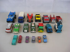 Lot Of 20 Vintage Buddy L-Tootsie Toys & Misc. Pressed Steel/Die Cast Vehicles