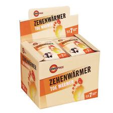 40 Paar Zehenwärmer 7h / Wärme von WARMPACK.de / Fußwärmer / Wärmer / MHD 2021