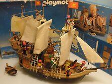 Playmobil Barco Pirata de Playmobil años 80 ref 3550 en Caja Original